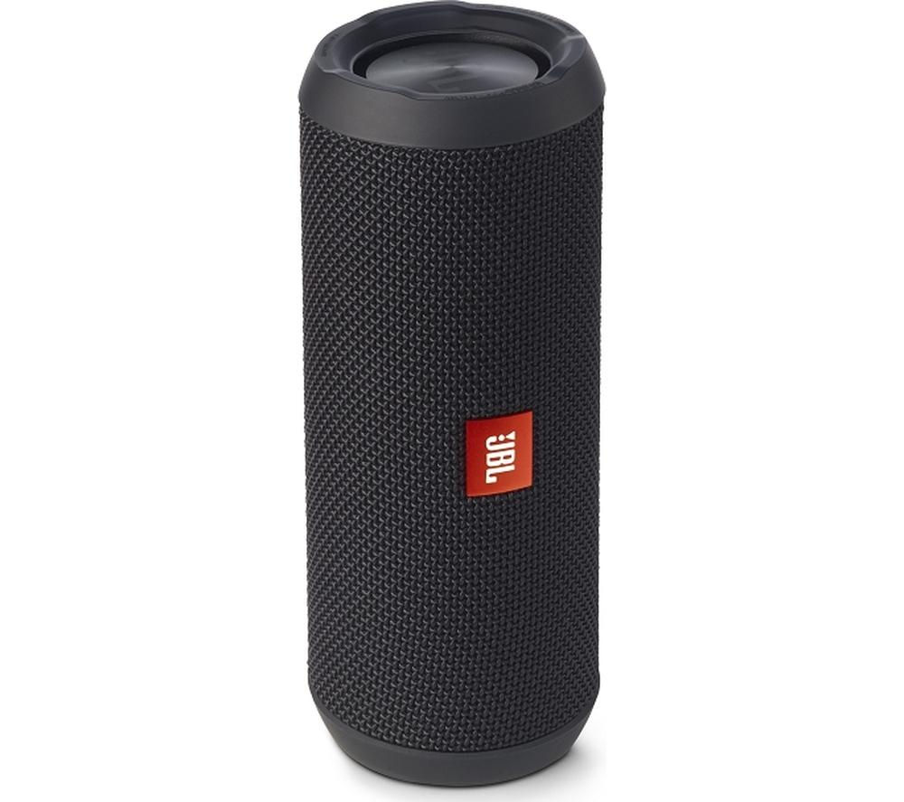 jbl flip portable speaker black